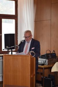 Klaus Habermann, Erster Bürgermeister Aichach und Revisor der SGK Bayern