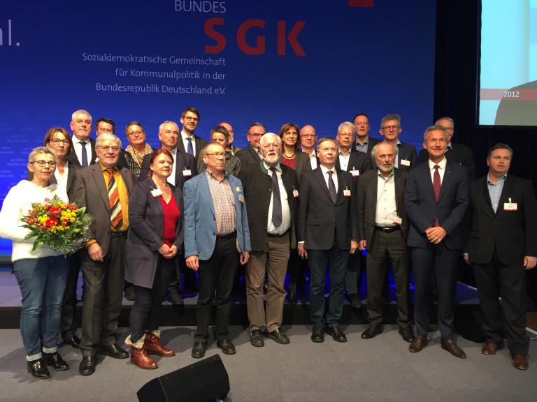 SGK-Bundesvorstand